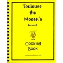 Toulouse the Moose® Coloring Book